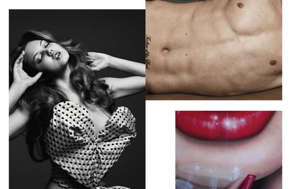 Изображение 2. Съемки: AnOther Man, Interview, Madame Figaro и Vogue.. Изображение № 2.
