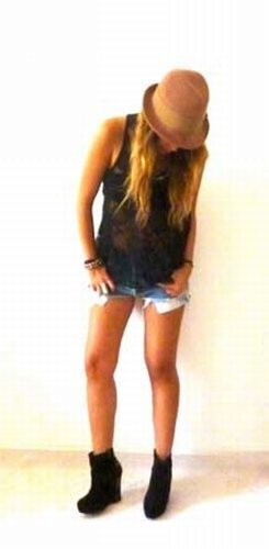 Блогер Мелисса Кобо. Изображение № 12.