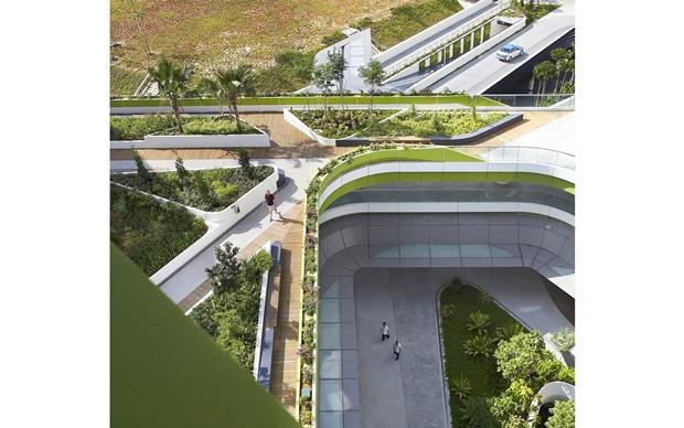 Архитектура дня: новый кампус университета в Сингапуре. Изображение № 9.