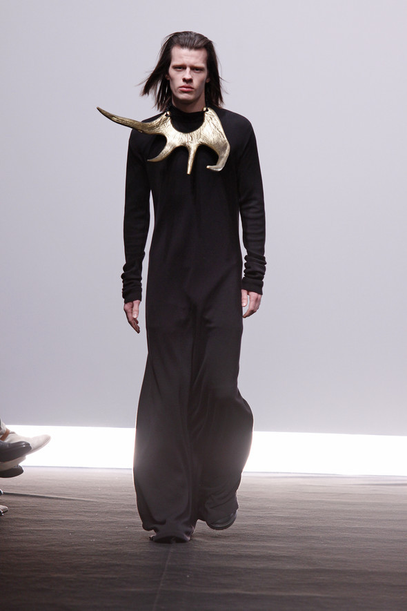 Rick Owens Fall Winter 2009 2010. Изображение № 23.