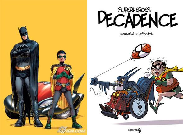 Что случается с супергероями, когда они на пенсии?. Изображение № 3.