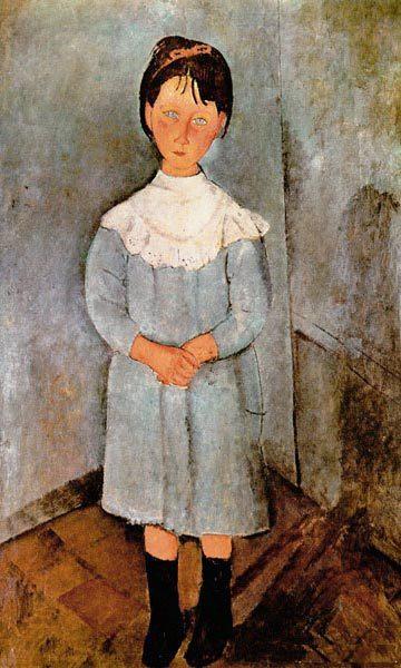 Amedeo Modigliani. Изображение № 11.