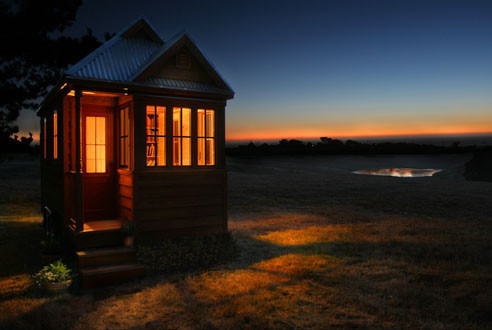Tumbleweed Tiny House: ничего лишнего в доме. Изображение № 7.