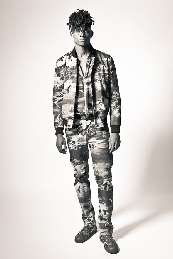 Лукбук: Jean Paul Gaultier SS 2012 Men's. Изображение № 28.