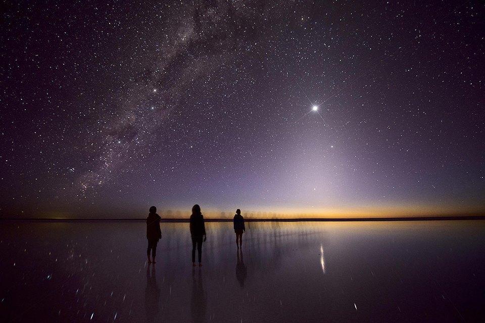12 астрономических фотографий, от которых захватывает дух. Изображение № 10.