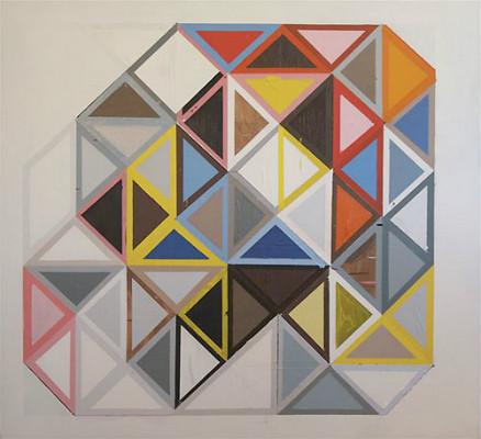 Точка, точка, запятая: 10 современных абстракционистов. Изображение № 47.