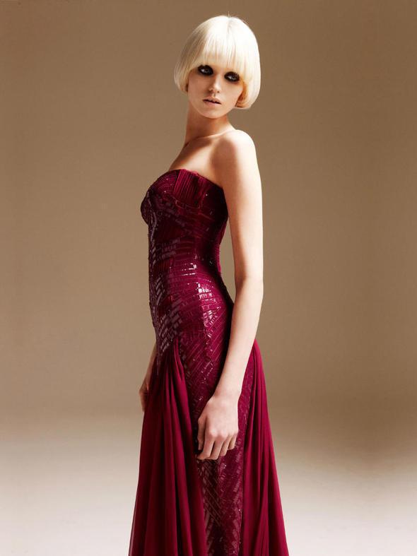 Изображение 116. Лукбуки: Atelier Versace, Sandro, Sonia by Sonia Rykiel и другие.. Изображение № 5.