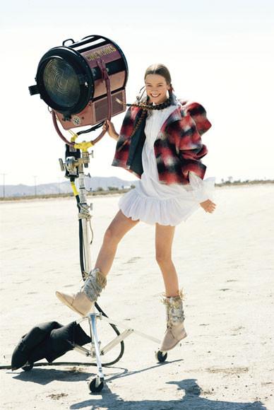 Western Teen Vogue. Изображение № 2.