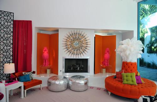 Jonathan Adler и его дом для Barbie. Изображение № 2.