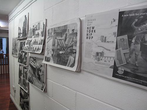 Вечеринка-презентация фензина Dickies в московском Konkrete Store. Изображение № 8.