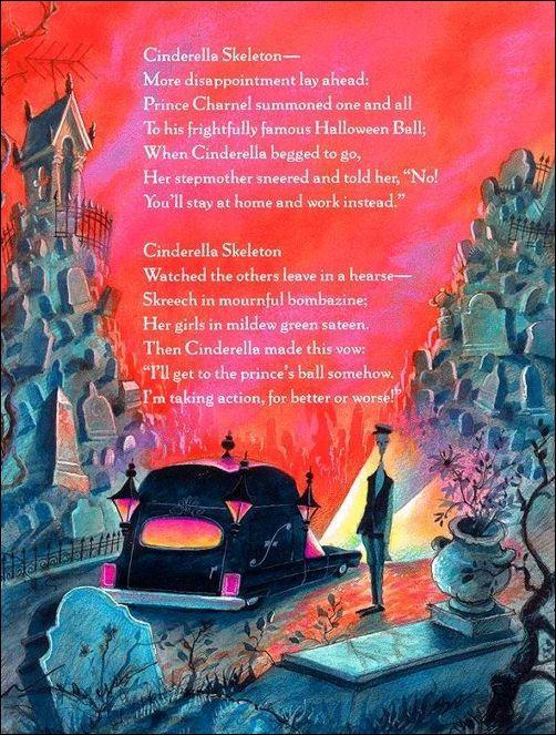 Cinderella Skeleton. Изображение № 6.