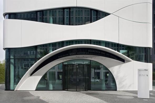 Технологический центр медицинской науки - Берлин. Изображение № 12.
