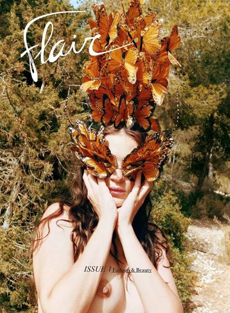 Появились обложки свежих номеров Another Man, Flair, Oyster, Russh и Vogue. Изображение № 3.