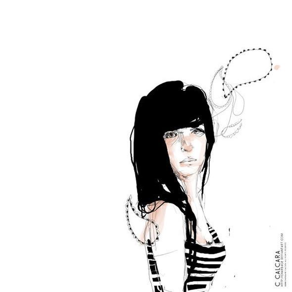 Иллюстрации Charmaine Olivia. Изображение № 7.