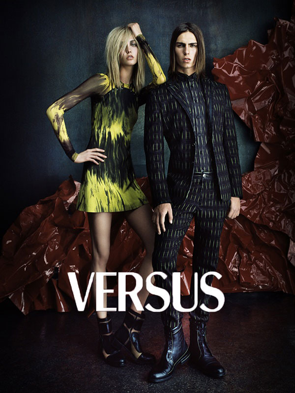 Вышли новые кампании Gucci, I am, Marella, Miu Miu, SLP и Versus. Изображение № 38.