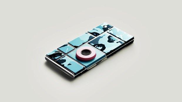 Концепт дня: смартфон Ara смодулями Lapka. Изображение № 5.