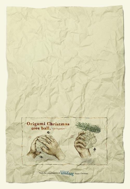 69 рождественских рекламных плакатов. Изображение № 3.