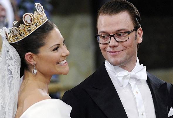 Свадьба шведской кронпринцессы Виктории. Изображение № 40.