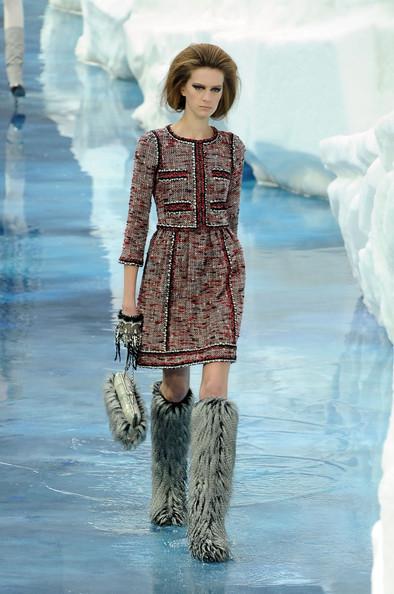 Ледяное шоу от Chanel. Изображение № 24.