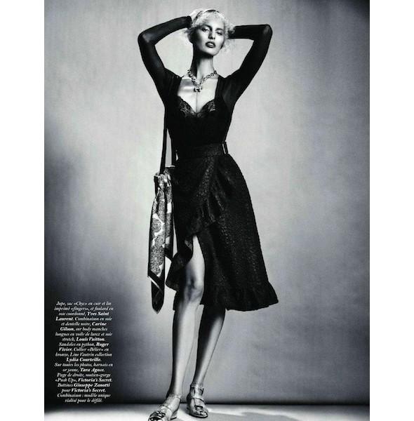 Изображение 46. Съемки: i-D, Interview, POP и Vogue.. Изображение № 36.