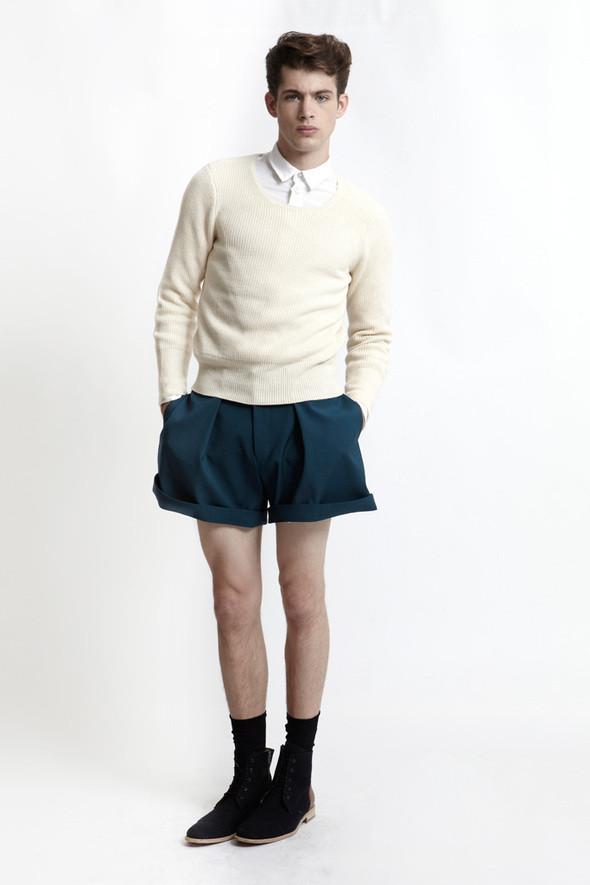 Изображение 13. Лукбук: Carven SS 2012 Menswear.. Изображение № 13.