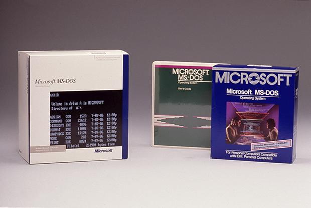 Исходные коды MS-DOS и Word попадут в музей. Изображение № 1.