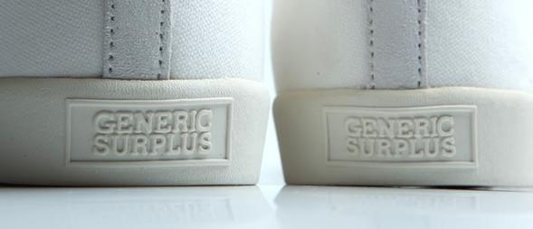 Generic Surplus. Летняя обувь. Изображение № 1.