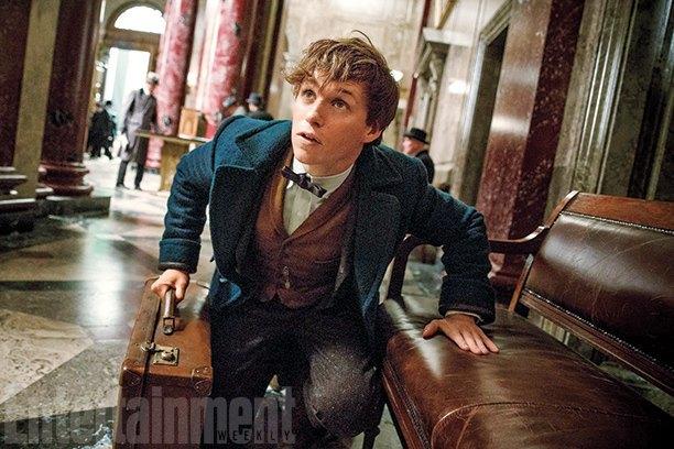 Появились кадры сЭдди Редмэйном вспин-оффе «Гарри Поттера». Изображение № 2.