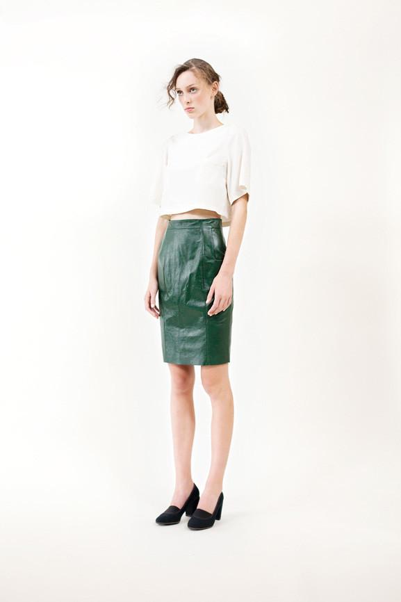 Лукбук: Dress Up SS 2012. Изображение № 2.