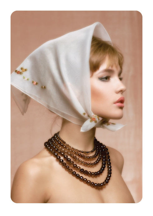 Лукбук: Ulyana Sergeenko Jewelry. Изображение №5.