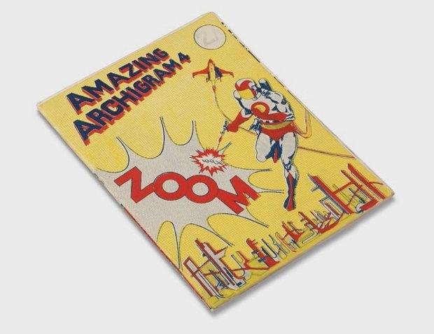 Дом для Супермена: комиксы Ле Корбюзье, Рема Колхаса и других знаменитых архитекторов. Изображение № 5.