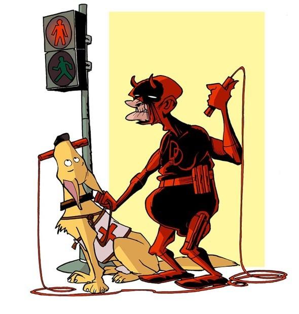 Что случается с супергероями, когда они на пенсии?. Изображение № 28.