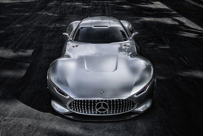 Mercedes-Benz разработала концепт спорткара для новой части Gran Turismo. Изображение № 2.