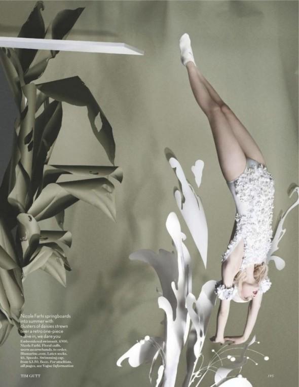 Съемки: Vogue, Elle, Tush и другие. Изображение № 7.