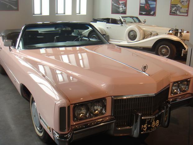 Испанский музей ретро-автомобилей. Изображение № 20.