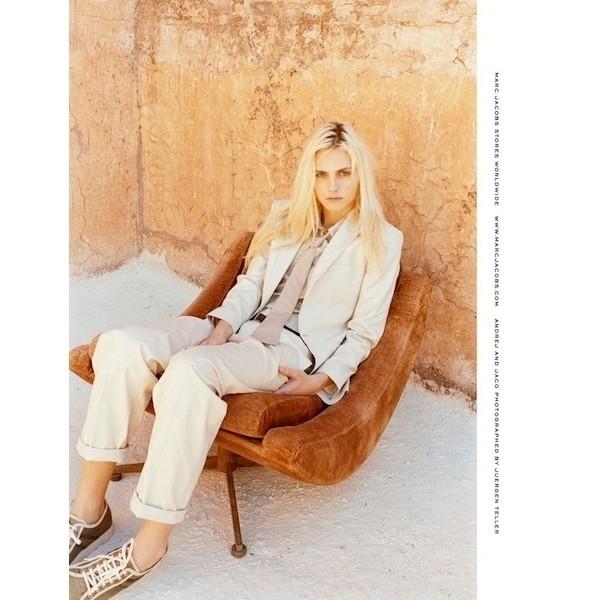 Изображение 26. Рекламные кампании: Celine, Marc Jacobs, Miu Miu и другие.. Изображение № 32.