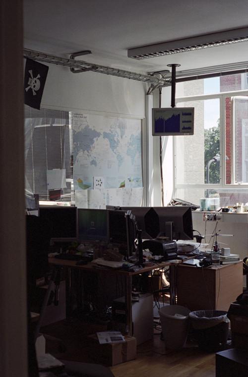 Офис Last. fm, Лондон. Изображение № 7.