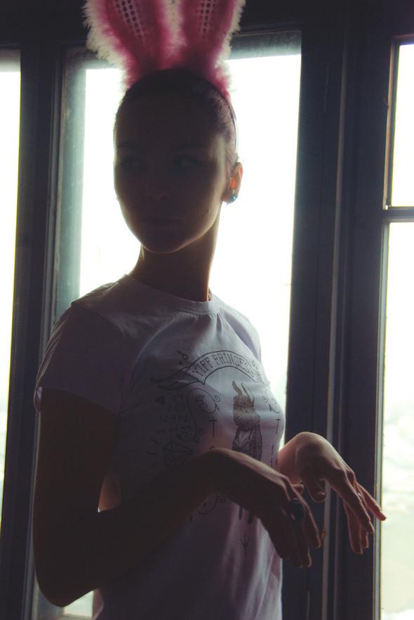 Изображение 2. SEKTA - Lookbook коллекции футболок Fructose Ramshank.. Изображение № 6.