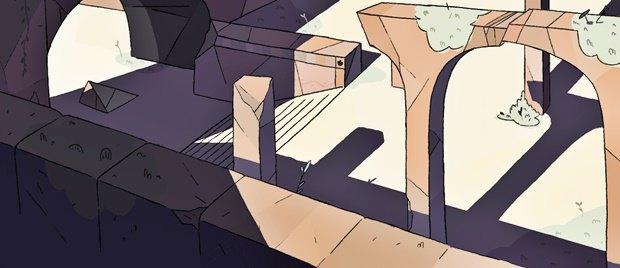 Анимация дня: фэнтезийный ролик про любовь и побег. Изображение № 2.