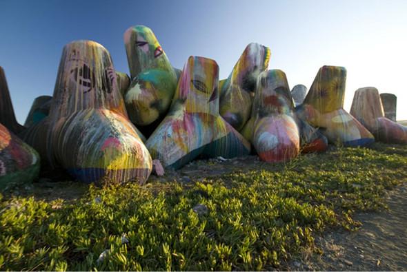 Лучшие стрит-арт проекты 2011 года. Изображение №22.