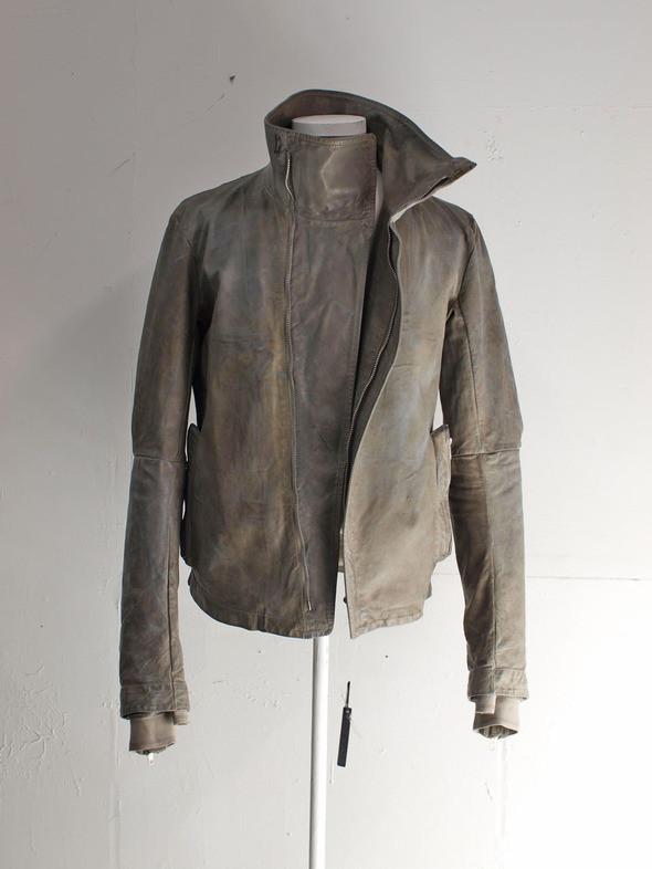 Изображение 2. Carol Christian Poell. Пара курток для зомби.. Изображение № 2.