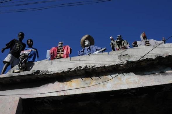 Гаити: за месяц до землятресения. Изображение № 11.