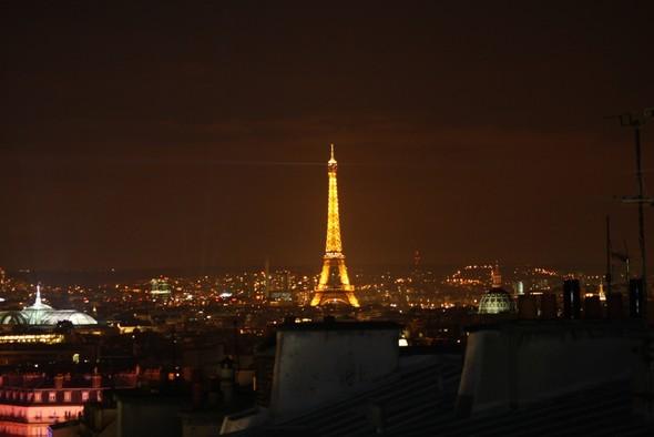 A Paris. Заметки путешественника. Изображение № 1.