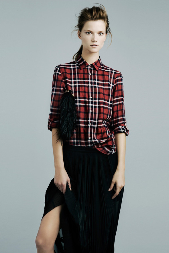 Лукбук: Zara November 2011. Изображение № 15.