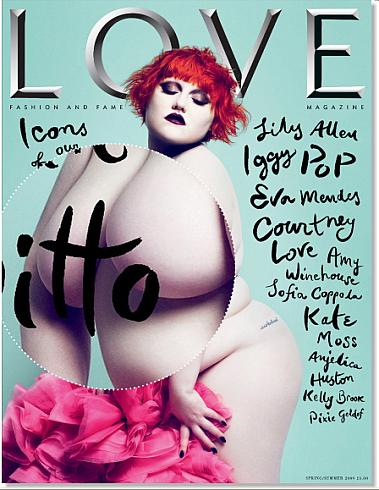Журнал Love – убийца Dazed & Confused. Изображение № 5.