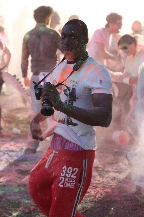Красочные бои/ Paint Fight/London. Изображение № 6.