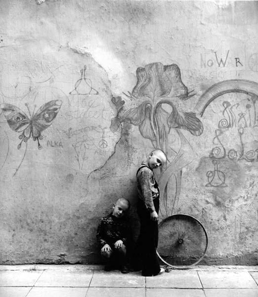 Три альбома петербургских классиков фотографии. Изображение № 25.
