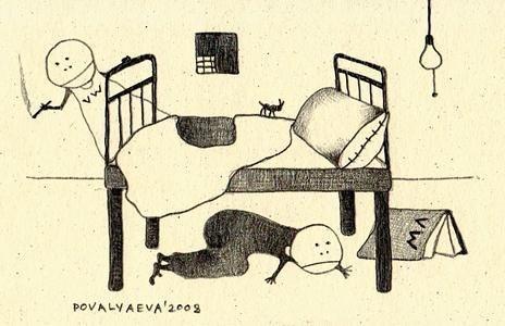 Филологические комиксы. Изображение № 7.