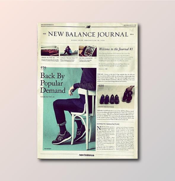 Обложки недели: Журнал New Balance, The Big Issue и скандальная обложка о Папе Римском . Изображение № 8.