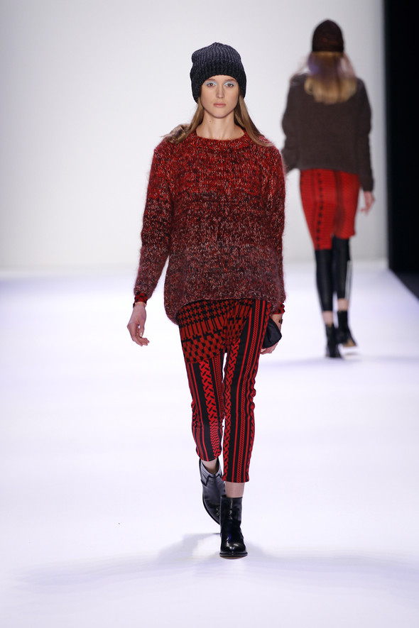 Berlin Fashion Week A/W 2012: Lala Berlin. Изображение № 27.
